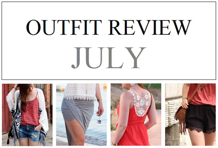Outfit Review July Justmyself