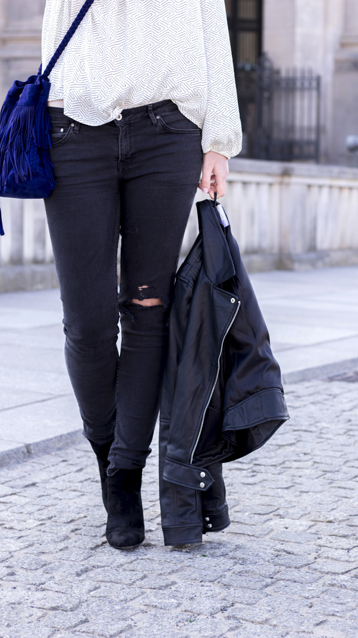 JustMyself-Fashionblog-Deutschland-Off-Shoulder-Bluse-Forever21-ripped-jeans-ankle-boots-zara-lederjacke-frühlingsoutfit-10
