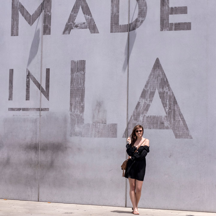 made in la wand los angeles instagram hotspot