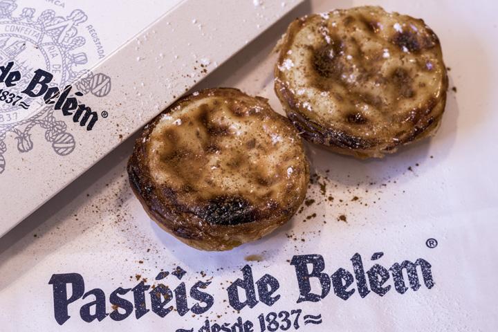 Pasteis de Belem - Die besten in Lissabon