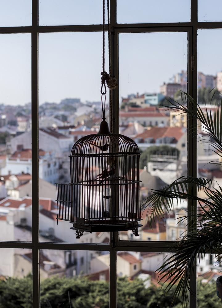 Cafe da Garagem - Beste Sicht über Lissabon
