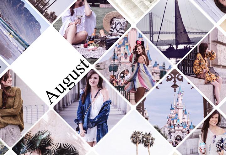 Mein Monatsrückblick August