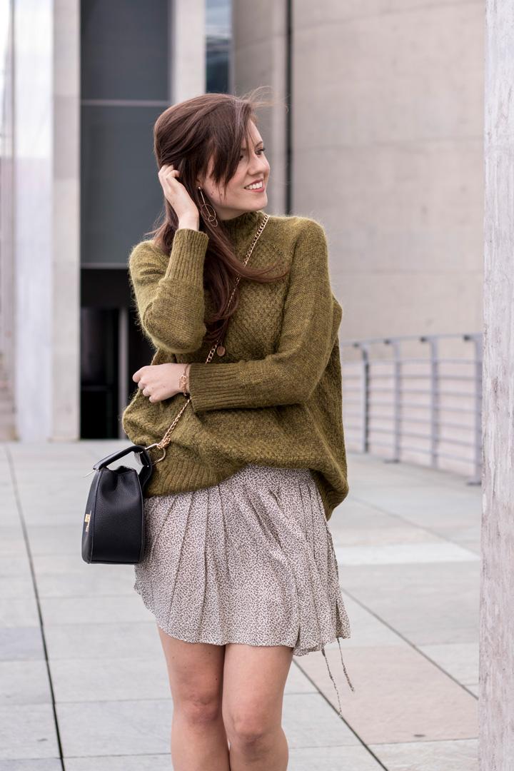 Sweater weather - Rock und Pullover