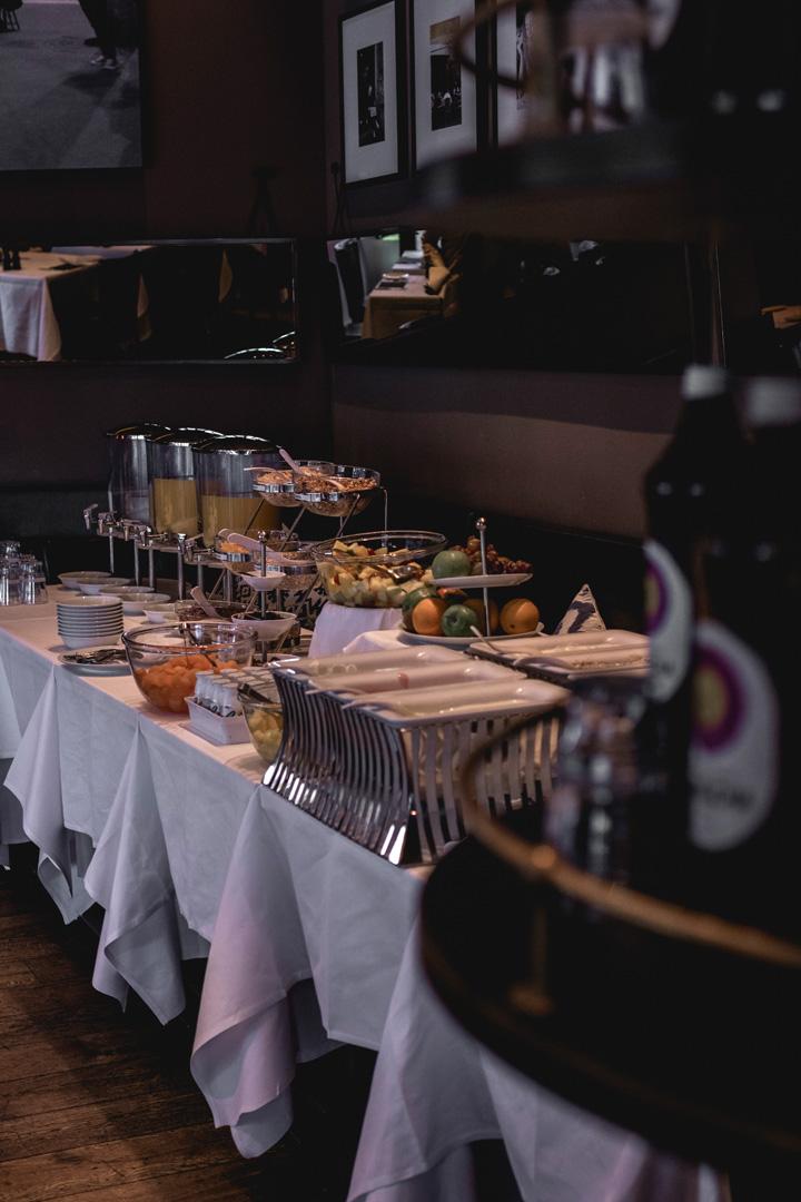 Britische tradition und moderner touch the george hotel for Designhotel hamburg